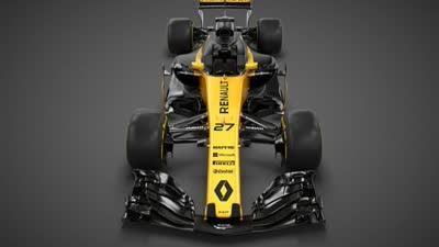 新一代雷诺新车性感揭幕 黄黑配色侧翼激进