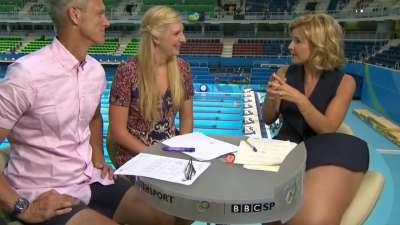 奥运会不上赛场也吸睛 全球网红强袭上帝城