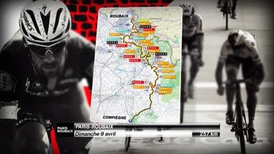 决战石头路 2017巴黎-鲁贝路线图抢先看