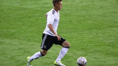 友谊赛-埃里克森破门基米希倒钩绝平 德国1-1丹麦
