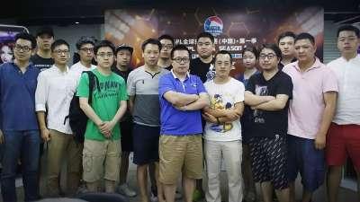 GPL中国站 上海赛区18支战队明日展开角逐