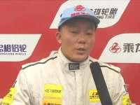 2017中国卡车公开赛上海站 侯红宁:最后一站再挑战