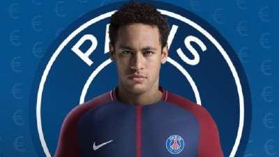 内马尔:巴黎万丈雄心吸引着我 带领球队迈向新纪元
