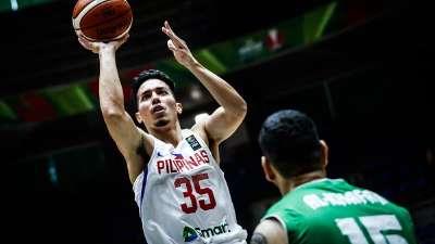 亚洲杯-罗密欧17分 菲律宾84-68伊拉克获小组第一
