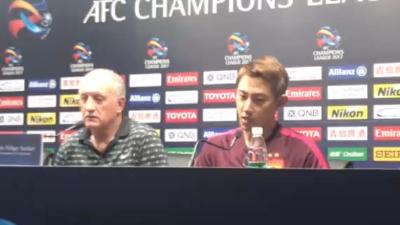 斯科拉里:很遗憾被淘汰 希望中国球迷为上港加油