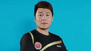 广东深圳国体男子排球队教练——李文林