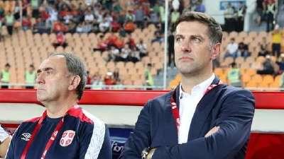 塞尔维亚主帅:谁说赢球很轻松 中国足球在进步