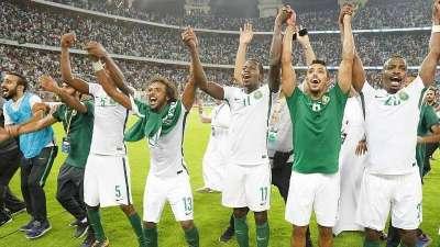 沙特阿拉伯2018世界杯晋级之路 再现东方黑马本色