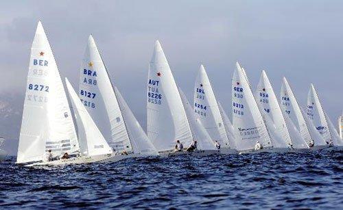 奧運帆船項目的起源與發展 迎風斗浪中挑戰自我