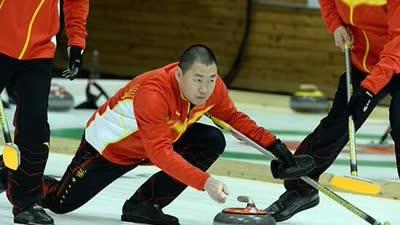亚冬会:中国男女冰壶队携手闯进决赛
