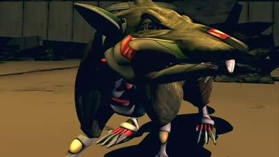 变形金刚:猛兽侠05