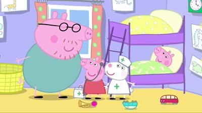 粉红猪小妹 第一季03
