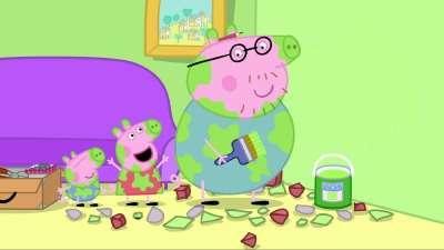 粉红猪小妹 第一季45