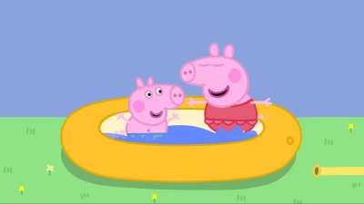 粉红猪小妹 第一季40