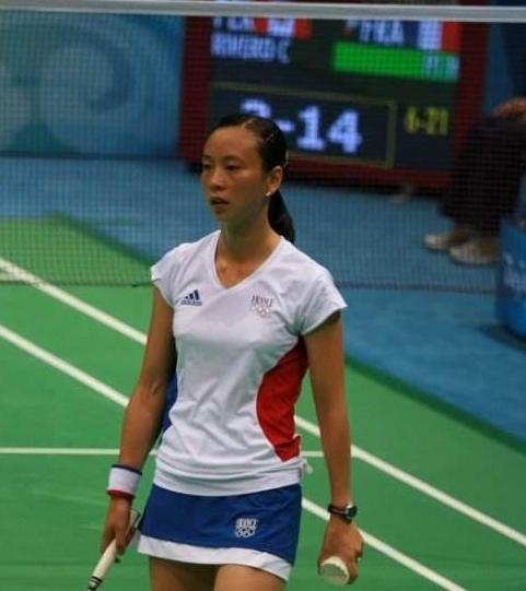 1米64羽毛球悍将因个子矮被嫌弃调离国家队,加入外籍圆奥运梦