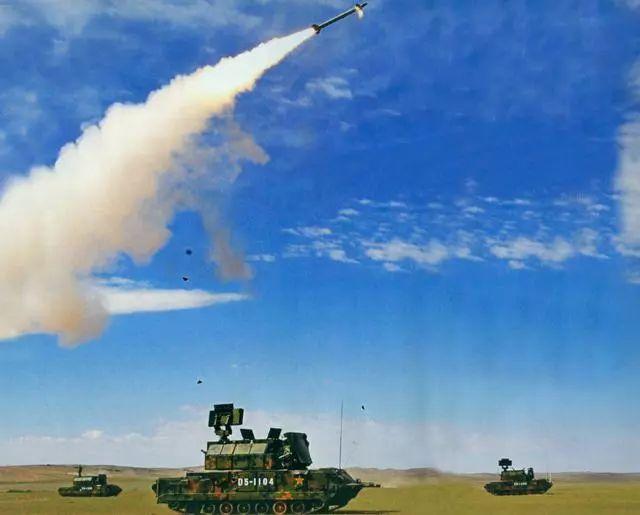 其中就包括法国的响尾蛇防空导弹,中国在这种导弹的基础上,研发出了红