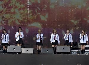 SNH48超萌来袭 畅聊动漫