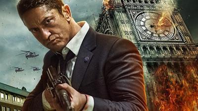 《伦敦陷落》终极预告 杰拉德•巴特勒勾勒铁汉柔情