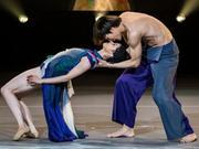 中美舞林争霸对抗赛  唐诗逸张傲月绝美双人舞
