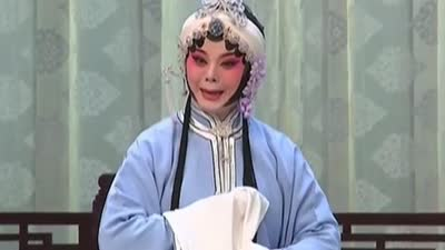 秦腔·三上轿 人物细腻处理