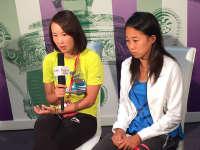 乐视网球专访彭帅张帅 俩人默契十足将备战奥运