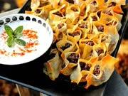 《饭来了》中国饺子PK意大利饺子