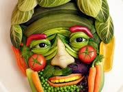 素食主义者用餐必备