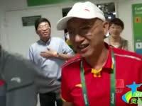 局长刘鹏现身赵帅比赛 见证跆拳道历史性夺金