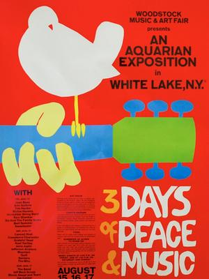 爱与和平:伍德斯托克音乐节40周年纪录片