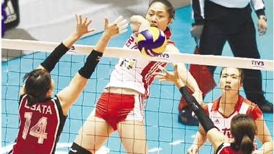 女排荣耀回顾 2004年女排雅典奥运会中国队战胜俄罗斯队夺冠