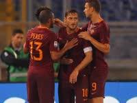 意甲-托蒂超级助攻沙拉维传射 罗马4-0克罗托内