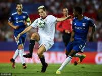 录播-塞维利亚 VS 里昂(英文)16/17赛季欧冠