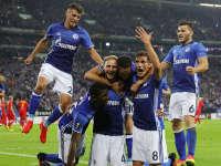 欧联-纳尔多破门 沙尔克3-1萨尔茨堡两连胜