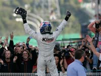 Kimi亲诉05年F1日本站:从第17位发车到最后一圈