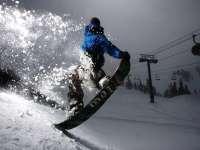 只要雪季不要趴 单板教学之如何调节单板固定器