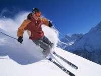 大叔教你双板滑雪高级篇第九集 如何滑粉雪