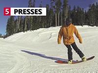 滑雪硬知识--穿好装备也可以做的热身运动