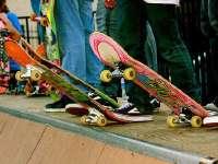 滑板初级教学入门篇第十五集 练习Kickflip尖翻