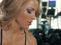 《体育精品MIX》第9期 德国乳神激情跑步健身