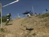 高能极限纪录片流浪者1 肾上腺素越野山地自行车