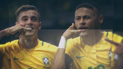 【片段】英超2巴西天王谈内少:他是巴西所有孩子的偶像