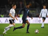 录播:德国vs英格兰(粤语) 2017国际足球友谊赛