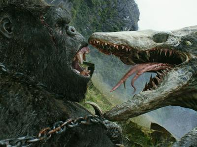 《金刚:骷髅岛》残酷生存法则预告