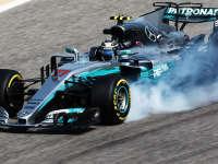 F1巴林站FP2集锦 维特尔实力刷圈跑出最快