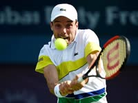 ATP蒙特卡洛大师赛第1轮 阿古特VS巴拉什维利 20170417
