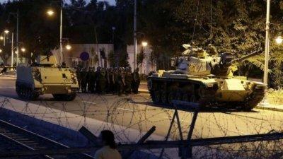 直击土耳其军事政变