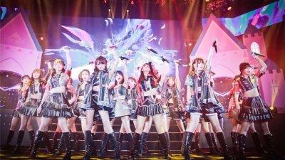 SNH48 H队《偶像的黎明》公演