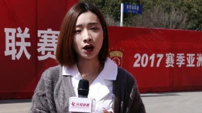 美女记者前瞻:上港浦和谁更强?自信满分PK火力全开