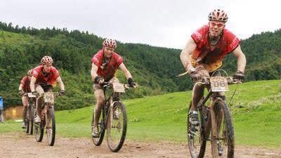南非山地自行车赛 鲍里森、齐安里尼赛段夺冠