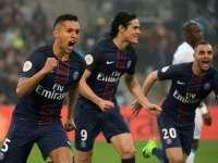 马赛1-5巴黎圣日耳曼